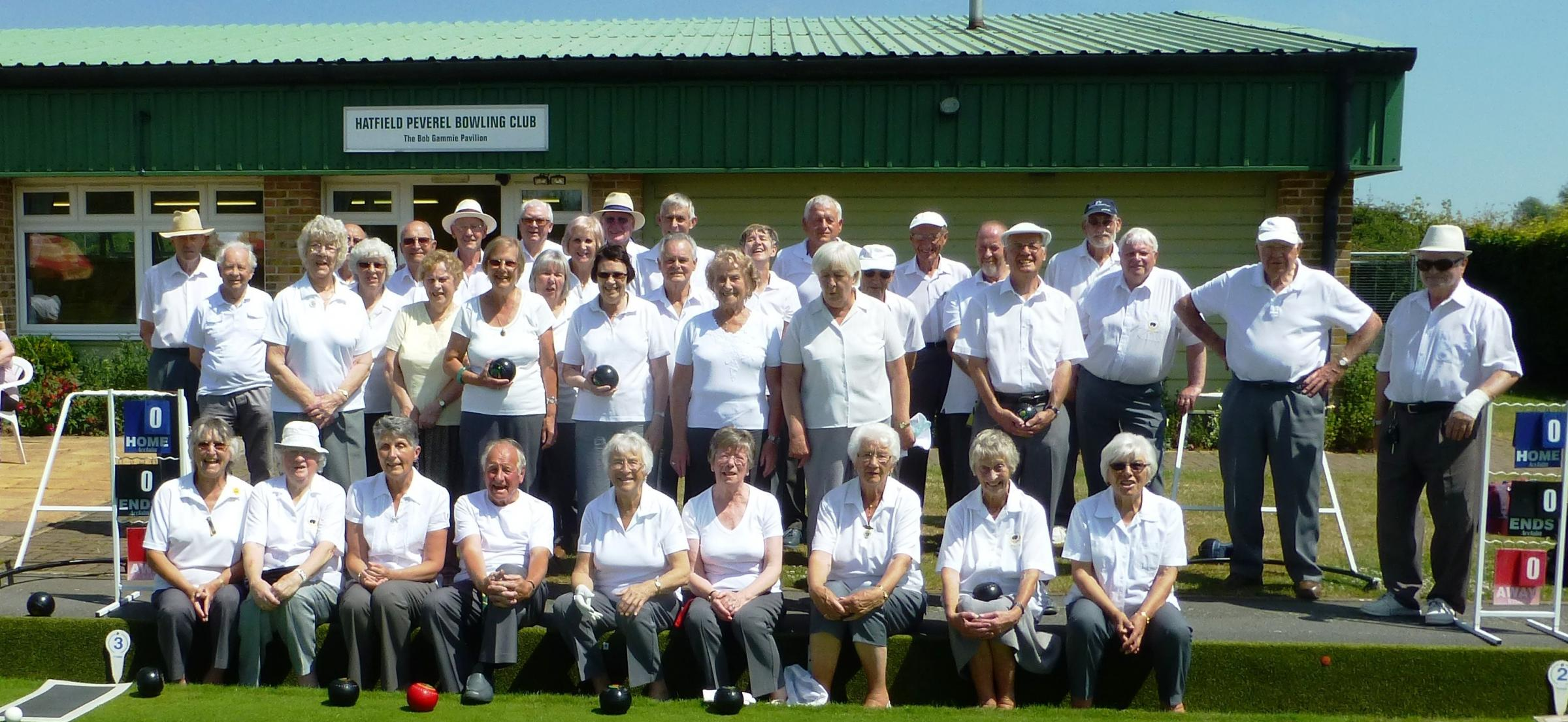 Hatfield Peverel Bowling Club Open Day