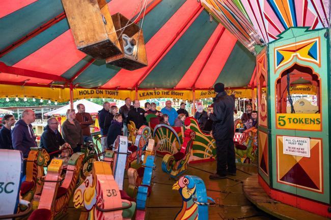 Carters Steam Fair To Come To Promenade Park Maldon Maldon And