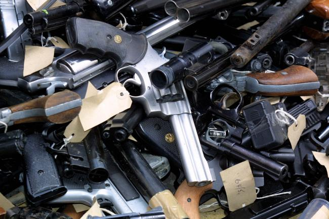Plea for unwanted or illegal guns and ammunition to be surrendered
