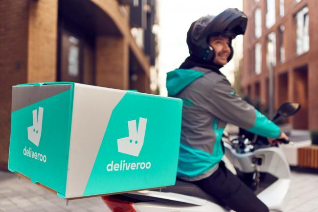 Deliveroo PR library imagery© Mikael Buck / Deliveroo