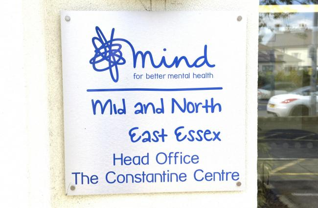 Mid Essex mind is hosting a day of talks to get people involved in the future of their charity