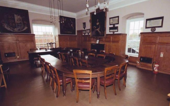 GUIDED TOURS: Maldon's historic Moot Hall