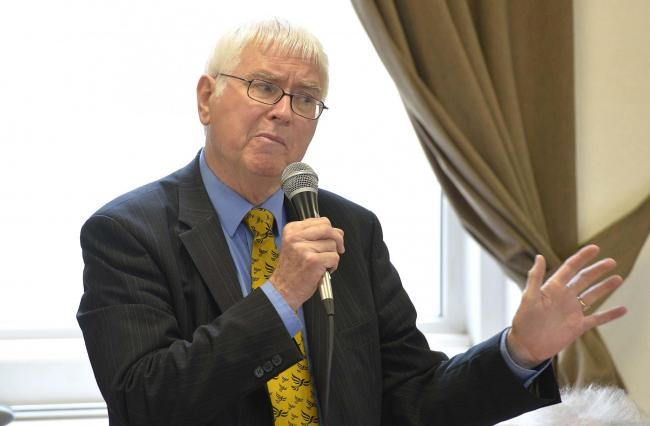 Concerned - Sir Bob Russell has criticised the council's creation of arms-length companies
