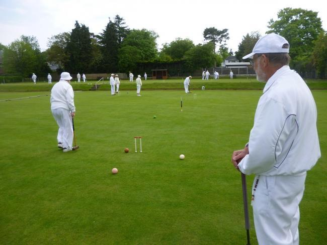 Croquet the centrepiece of Maldon District Council's new scheme