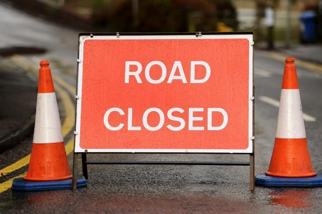 Drivers warned as road set to close for two weeks
