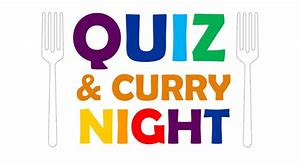 Charity Curry and Quiz Night